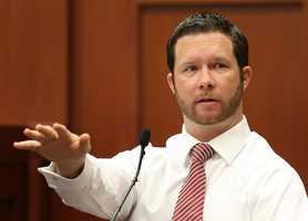 """1. Witness: Martin was on top of Zimmerman in 'ground and pound' positionA witness to the shooting of Trayvon Martin said in court Friday that he saw Martin on top of George Zimmerman before the shooting in a """"ground and pound"""" position. John Good was the closest witness to the struggle. He heard the gunshot while he was on the phone with the 911 dispatcher."""