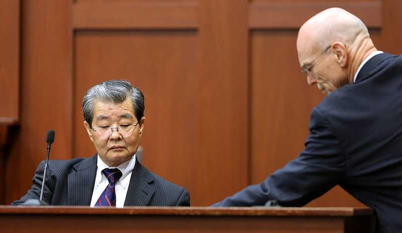 8. Voice expert: ID of voice in 911 call can't be determinedThe first witness called to the stand Monday, FBI voice recognition expert Hirotaka Nakasone, said science cannot determine who was screaming in the background of a 911 call. But he said the best chance to determine the screamer was from people familiar with Zimmerman's or Martin's voices.