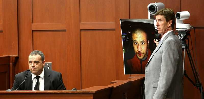 """7. 'You'll probably have nightmares about this'In a short interview after the shooting, lead investigator Chris Serino told Zimmerman that the trauma of the event might give him nightmares. Serino testified that """"something was going on with (Zimmerman)"""" and that he had a """"flat effect,"""" or no emotional expression. Serino said he found it odd that Zimmerman was concerned with going to work and then attending class the day after he killed someone."""
