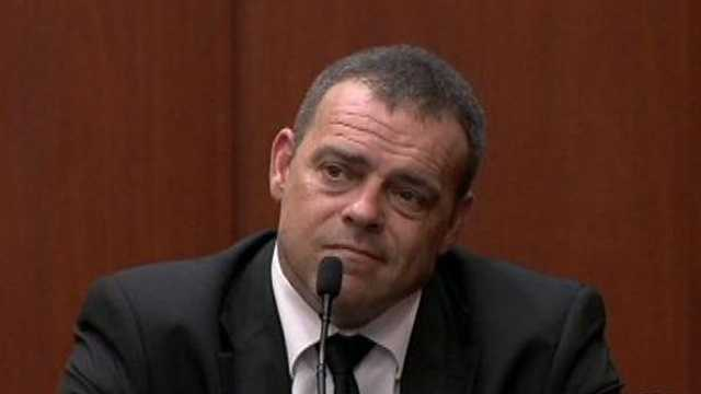 Chris Serino is the lead investigator in the death of Trayvon Martin.