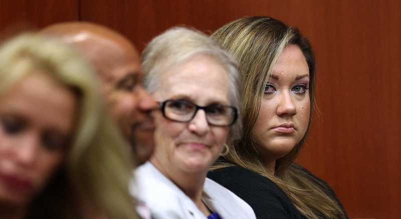 "4. Shellie Zimmerman 'nearly hysterical' after shootingOsterman said Zimmerman's wife, Shellie, called him after the shooting and was ""nearly hysterical."" They went to the police station where they picked up a ""stunned"" Zimmerman."