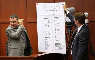 8. Zimmerman not legally wrong to follow or approachSerino said it was not legally wrong of Zimmerman to follow or approach Martin.