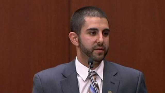 Anthony Gorgone is a crime lab analyst in the DNA section for Florida Department of Law Enforcement.