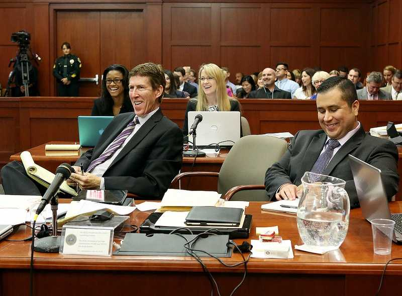 You probably aren't able to watch all 8+ hours of the George Zimmerman murder trial each day, so we'll catch you up on the important things. Click through to see what happened on Day 8 of testimony.