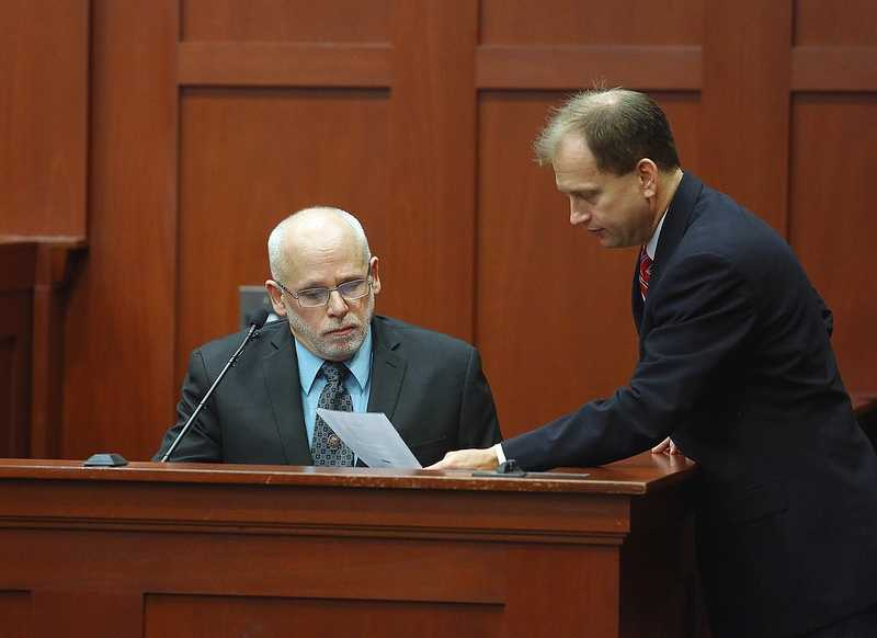 4. Zimmerman's school records allowedJudge Nelson ruled Wednesday morning to allow testimony about Zimmerman's school records, which led to a parade of witnesses, including two of his former professors. The state hoped to prove Zimmerman was aware of self-defense and Stand Your Ground laws before the shooting.