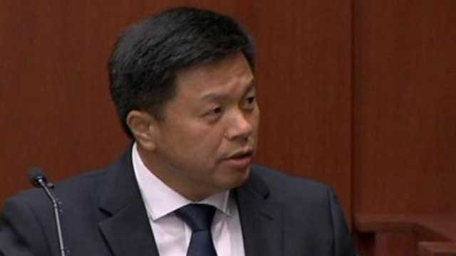 Dr. Shiping Bao is the medical examiner who performed the autopsy on Trayvon Martin.
