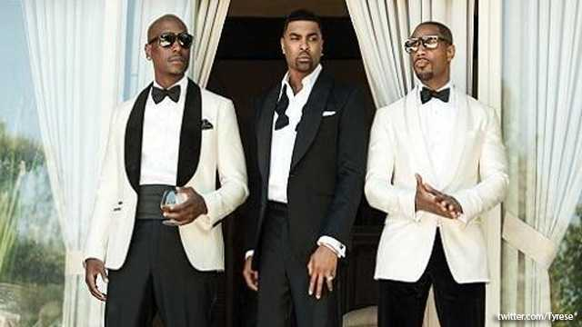 TGT: Tyrese, Ginuwine and Tank are bringing their R&B tour to the Bob Carr Performing Arts Centre on Saturday night at 8 p.m. Tickets are $59.50.
