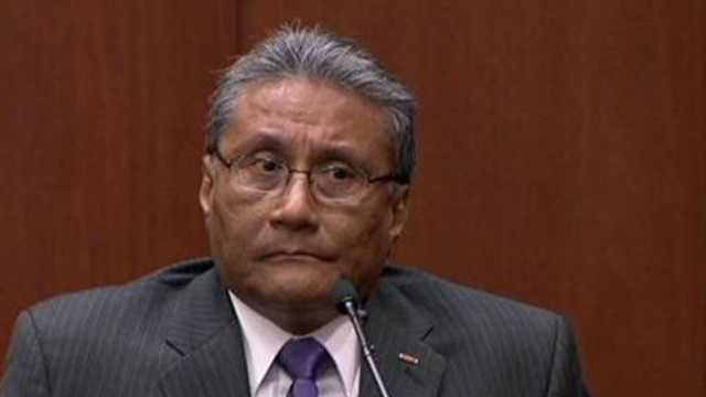 Jorge Mesa is George Zimmerman's uncle.
