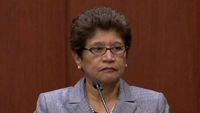 Gladys Zimmerman is the mother of George Zimmerman.