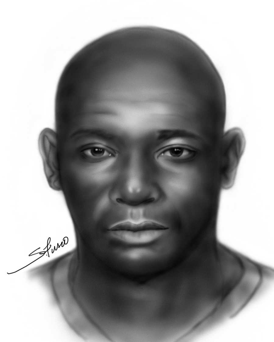 Police released an artist's sketch of the man who is believed to be with a missing teen with special needs.