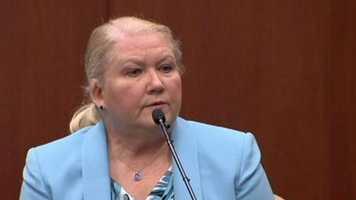 Lee Ann Benjamin is a friend of George Zimmerman.