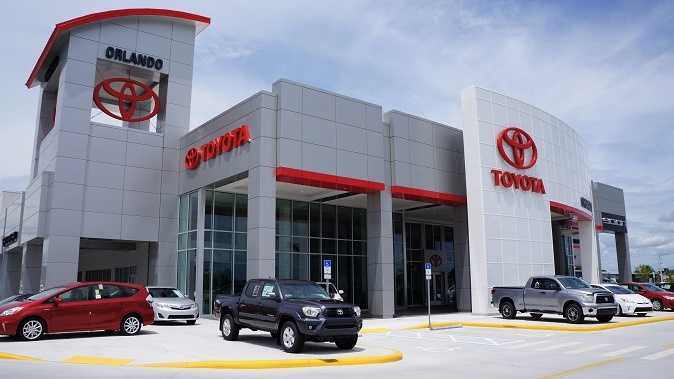 used Toyota dealer