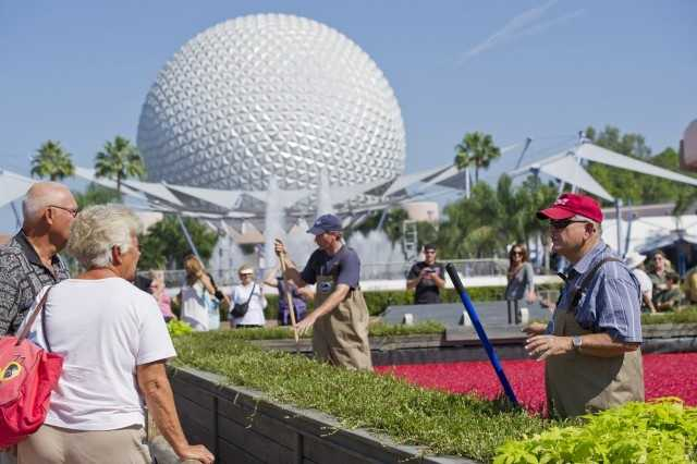 The Cranberry bog returns to the 18th annual Epcot International Food and Wine Festival.