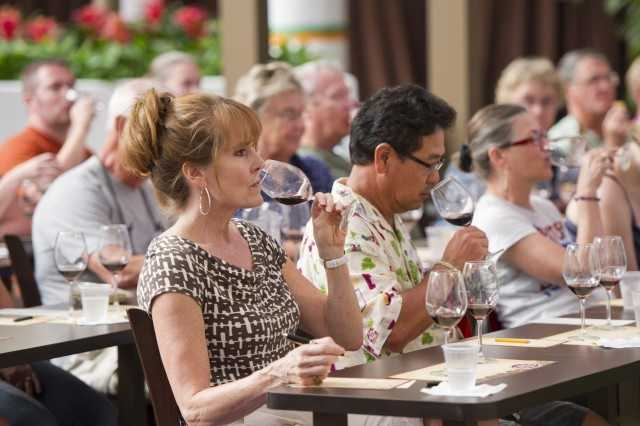 Guests can again attend daily food and beverage seminars throughout the duration of the festival.