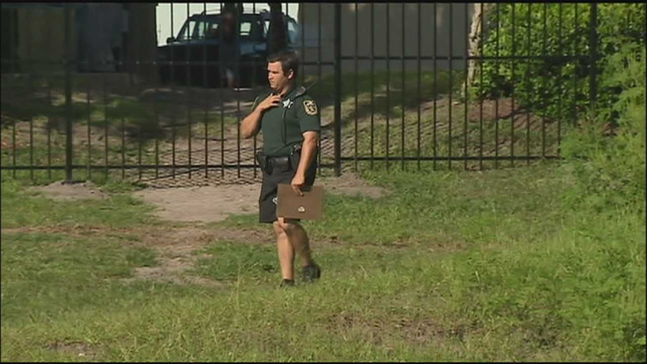 Orange County deputies are investigating an armed robbery and shooting in the Pine Hills area.