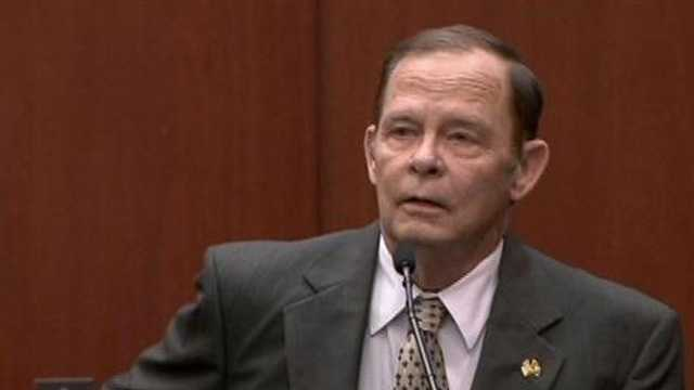 Robert Zimmerman Sr. is George Zimmerman's father.