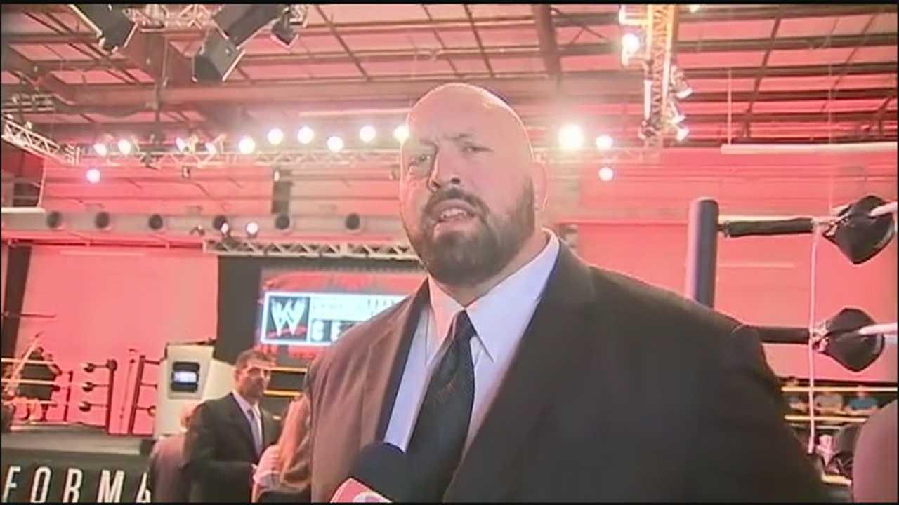 WWE wrestlers to train in Orlando
