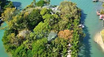 12. Bayview Island, Sarasota: $8,995,000