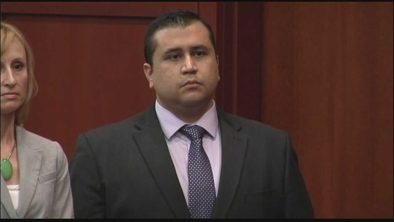 George Zimmerman verdit