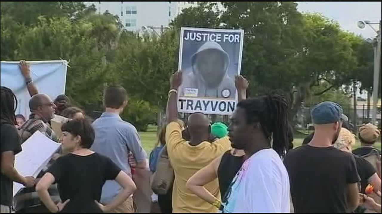 George Zimmerman was found not guilty for the murder of Trayvon Martin, but there is an effort underway in Sanford to heal the community.