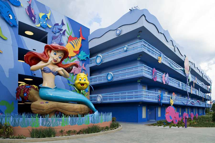 2. Disney's Art of Animation Resort
