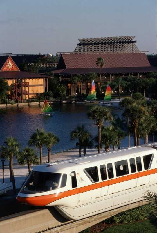 3. Disney's Polynesian Resort