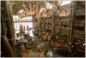 5. Disney's Animal Kingdom Lodge
