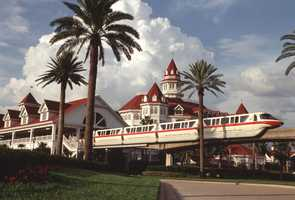 8. Disney's Grand Floridian Resort & Spa