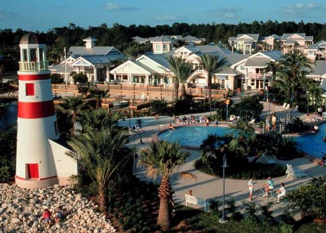 13. Disney's Old Key West Resort