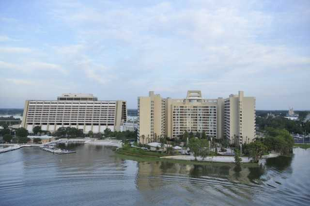 16. Disney's Contemporary Resort & Bay Lake Tower