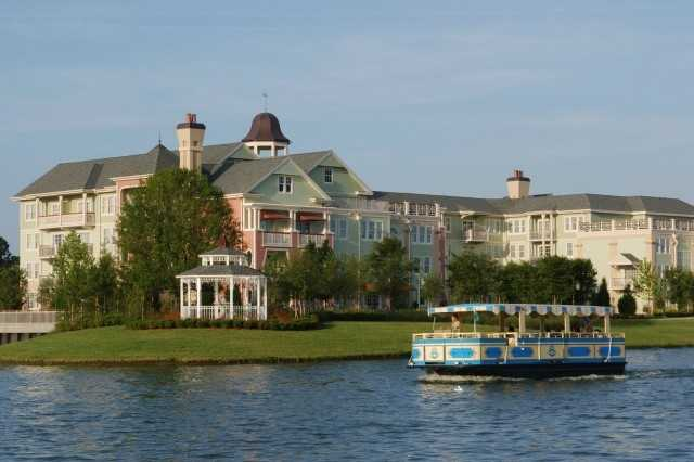 17. Disney's Saratoga Springs Resort & Spa