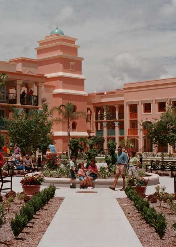 18. Disney's Coronado Springs Resort