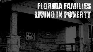 See where your county ranks among other Florida counties in terms of families living in poverty.