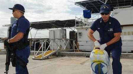 Coast Guard drug seizure 3