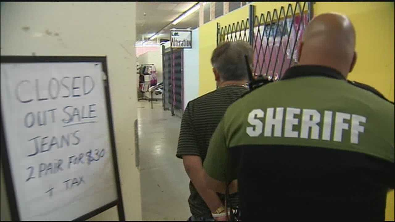 Investigators said they've taken the bad apples out of the barrel at a flea market-style mall in Pine Hills.
