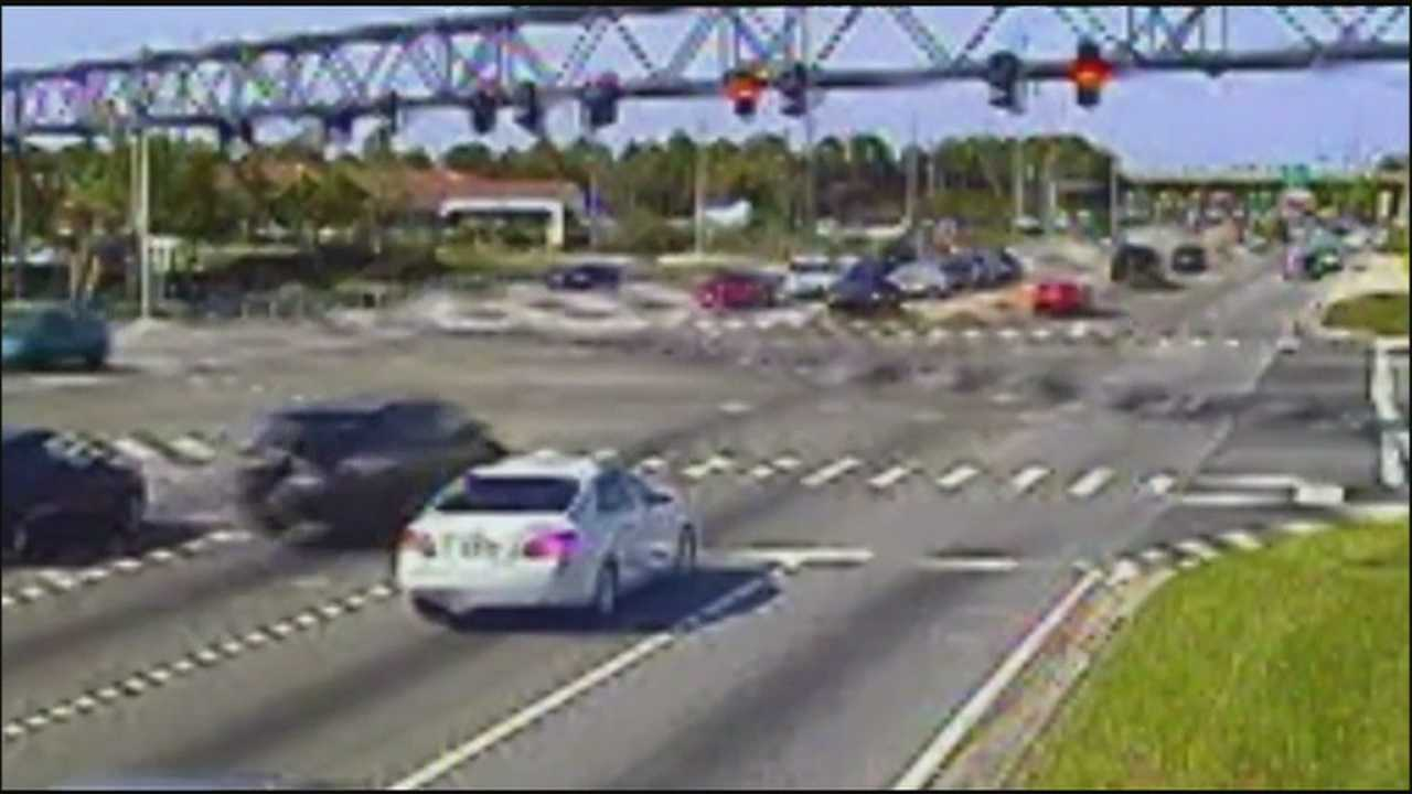 One Florida city will stop recording red-light camera infractions and mailing tickets.