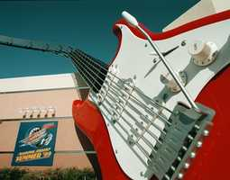Rock 'N' Roller Coaster starring Aerosmith was dedicated on July 29, 1999, and opened the next day.