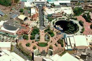 Sunset Boulevard at Disney's Hollywood Studios did not open with the park in 1989.