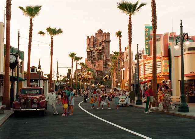 Sunset Boulevard opened on June 12, 1994.