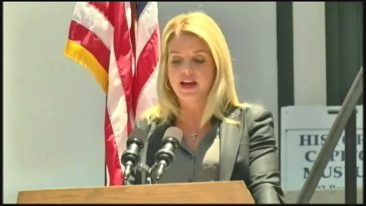 Attorney General Pam Bondi
