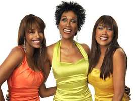The Pointer Sisters: Oct. 16-17