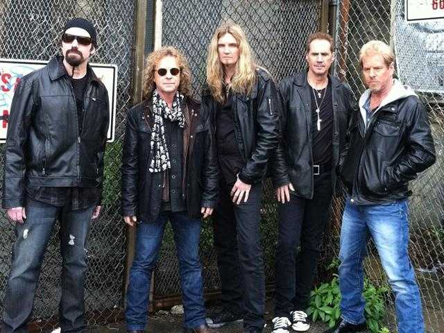 Night Ranger: Oct. 18-20