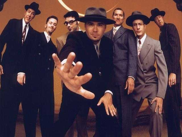 Big Bad Voodoo Daddy: Nov. 9-11