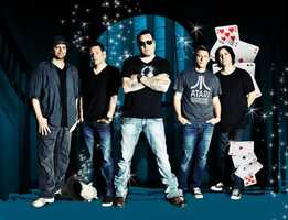 Smash Mouth: Oct. 28-30