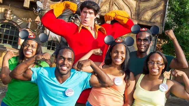 The family also toured the newest additions to Walt Disney World during their visit.