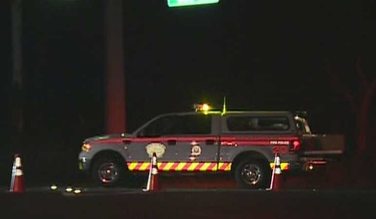 Two people were found dead on the side of a road in Volusia County overnight.
