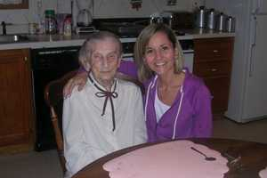 9. I was named after my Great Grandma Amy who went to elementary school with Ronald Reagan in Illinois. She outlived four husbands and was featured on The Today Show with Willard Scott in 2009 when she turned 100.