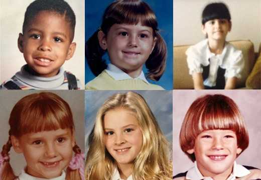 It's back-to-school time in Central Florida. Can you guess who each of these WESH 2 Sunrise members are in their back-to-school photos?