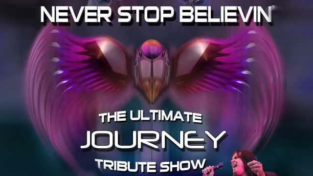 Journey tribute show: A free concert at Daytona Beach's Bandshell features Journey tribute Never Stop Believin' at 7 p.m. A fireworks show follows.