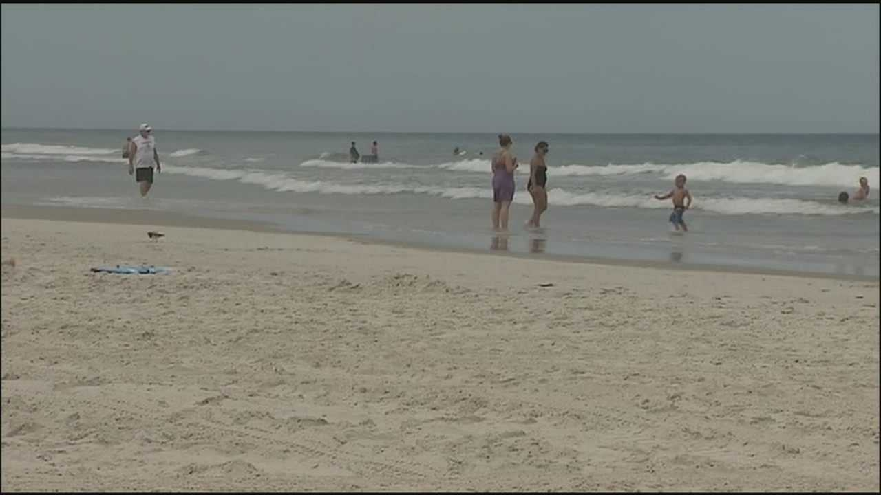 Daytona Beach is known for its drivable shoreline, but officials are being forced to block off some parts of the beach because of soft sand.